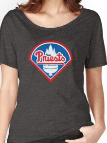 Priests - WoW Baseball Women's Relaxed Fit T-Shirt
