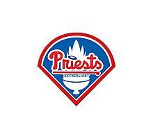 Priests - WoW Baseball Photographic Print