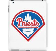 Priests - WoW Baseball iPad Case/Skin