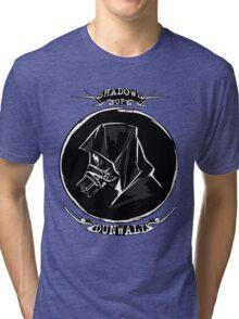 Black Shadows Tri-blend T-Shirt