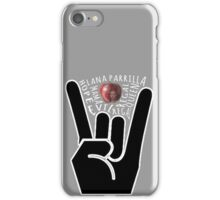 Evil Regals iPhone Case/Skin