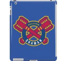 Shaman - WoW Baseball Series iPad Case/Skin