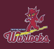 Warlocks - WoW Baseball Series by dcmjs