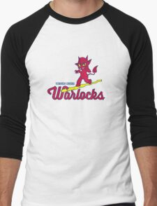 Warlocks - WoW Baseball Series Men's Baseball ¾ T-Shirt