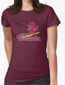 Warlocks - WoW Baseball Series Womens Fitted T-Shirt