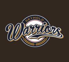 Warriors - WoW Baseball Series by dcmjs