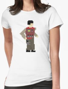 Blockulus Maximus Womens Fitted T-Shirt