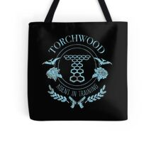 Torchwood - Agent in Training (2) Tote Bag