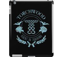 Torchwood - Agent in Training (2) iPad Case/Skin