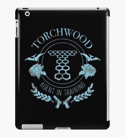 Torchwood - Agent in Training (2) iPad Case/Skin