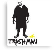 Trashman - X-Files Metal Print