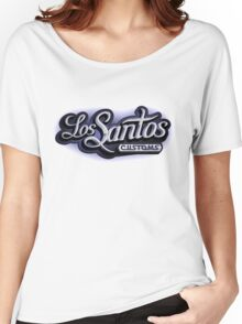 Los Santos Customs - GTA5 Women's Relaxed Fit T-Shirt