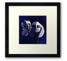 And The Other Ver. 1 Framed Print