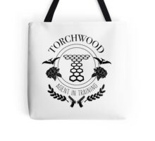 Torchwood - Agent in Training Tote Bag