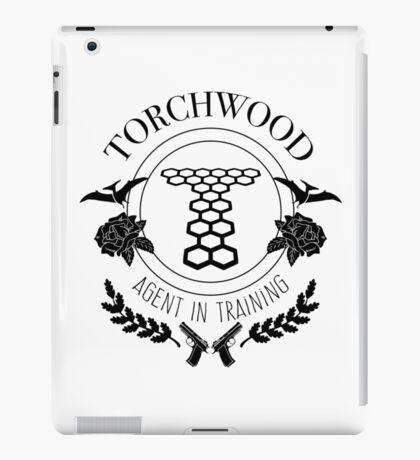 Torchwood - Agent in Training iPad Case/Skin
