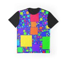 Square Packing 001 Graphic T-Shirt