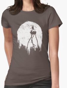 Midnight Adventure Womens Fitted T-Shirt