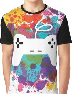 Game control Graphic T-Shirt