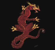 Japanese Dragon  by DavidWayne