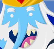 Ice King and Gunter Sticker