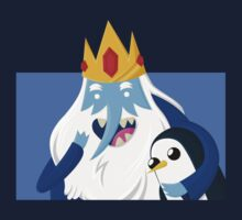 Ice King and Gunter Kids Tee