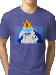 Ice King and Gunter Tri-blend T-Shirt