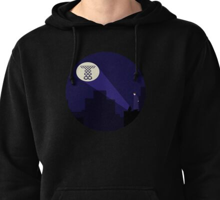 Torchwood - Call to Duty Pullover Hoodie