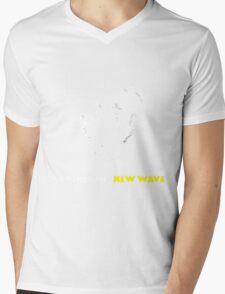 Against Me! punk rock band 2 Mens V-Neck T-Shirt