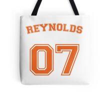 allison reynolds #7 defensive dealer Tote Bag