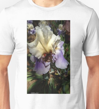 Iris and the Lady Unisex T-Shirt