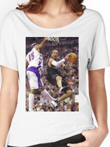 Allen Iverson retro flow Women's Relaxed Fit T-Shirt