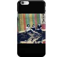 The Cribs For All My Sisters Album iPhone Case/Skin