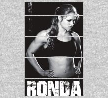 ronda rousey One Piece - Long Sleeve