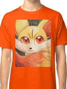 Fire Up Fennekin!!! Classic T-Shirt