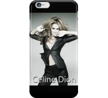 Celine Dion Picture iPhone Case/Skin