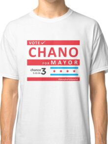 chano4mayor Classic T-Shirt