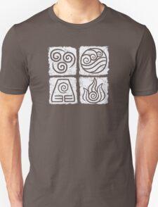 Elements Airbender Unisex T-Shirt