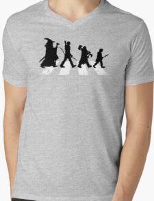 Hobbit Mens V-Neck T-Shirt