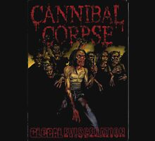 CANNIBAL CORPSE GLOBAL EVISCERATION Unisex T-Shirt