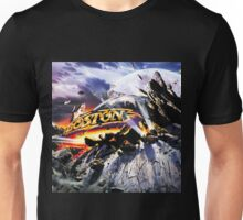 boston rock band 2016 heri Unisex T-Shirt