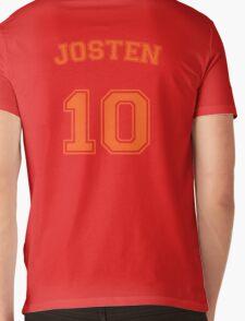 neil josten #10 striker Mens V-Neck T-Shirt