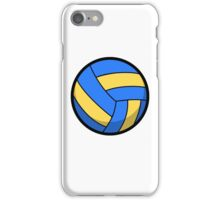 Cool and Cute Volleyball iPhone Case/Skin
