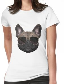 Cool Dog is Cool Womens Fitted T-Shirt