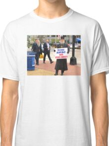 Occupy AIPAC with Jesus Christ Classic T-Shirt