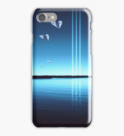 The Finest Paper Planes in the Galaxy IX: Like Moths to a Flame iPhone Case/Skin