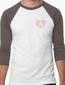 Cute Milk Men's Baseball ¾ T-Shirt