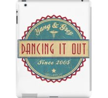 Grey's Anatomy - Dancing it out iPad Case/Skin