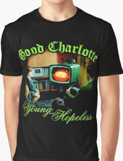 good charlotte young hopless greeny 2016 Graphic T-Shirt