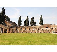 Pompeii  Photographic Print