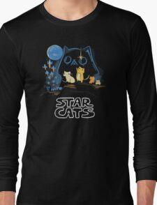 Star Wars Cat Long Sleeve T-Shirt